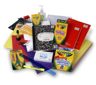 GRE School Supply List 20-21