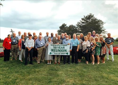 Class of 1969 50 Year reunion